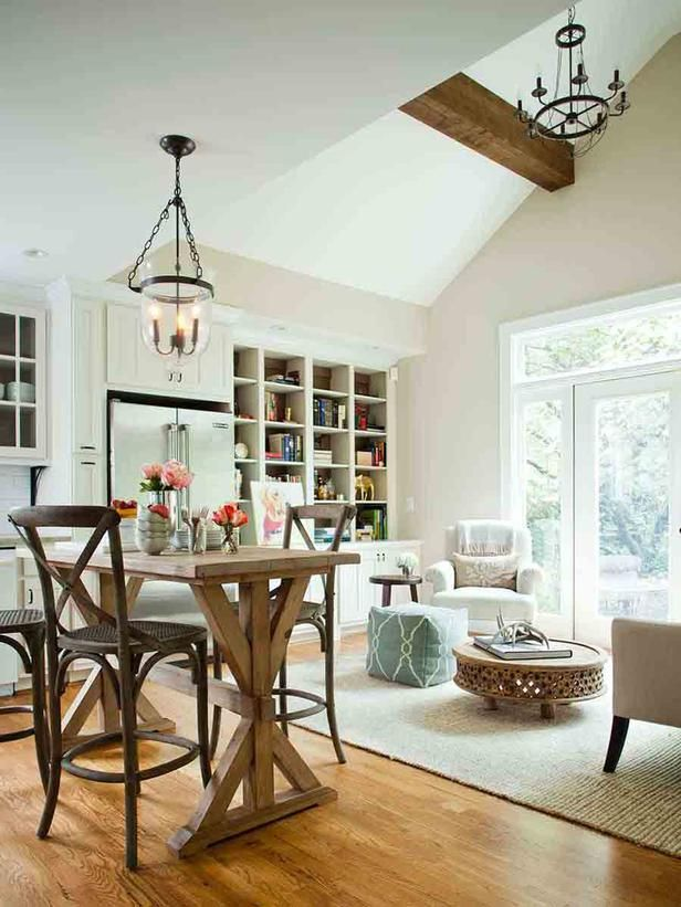 Vaulted ceilings a modern twist on classic architecture high ceilings and pendant lights aloadofball Image collections