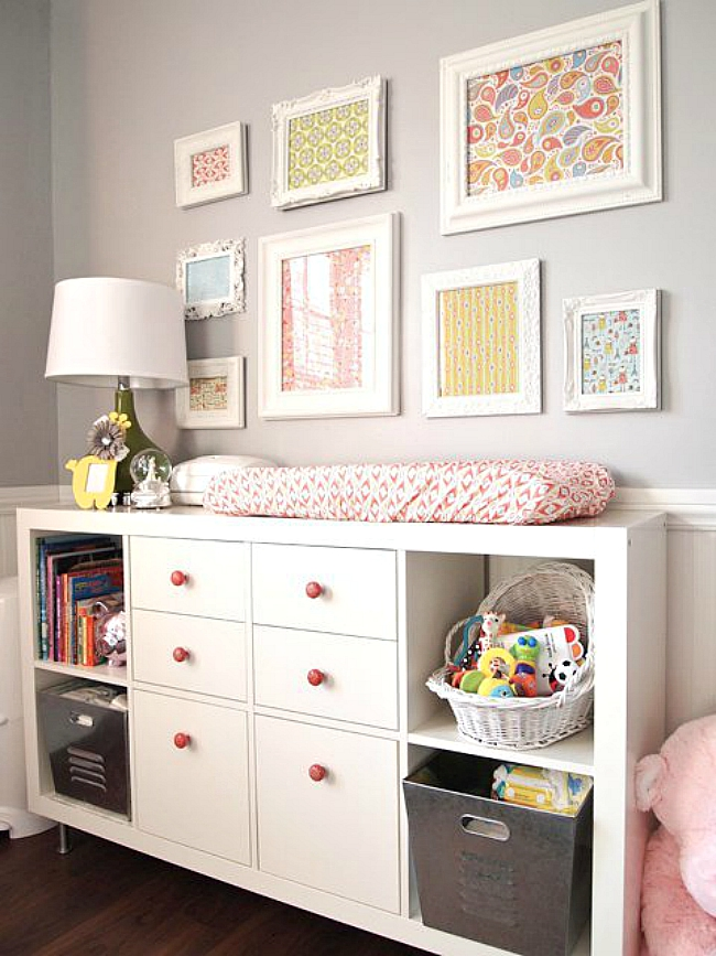 10 Charming Changing Table Hacks