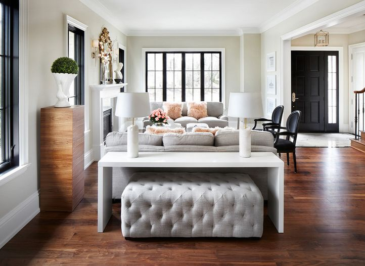 What To Do With White Rooms Put A Couch In