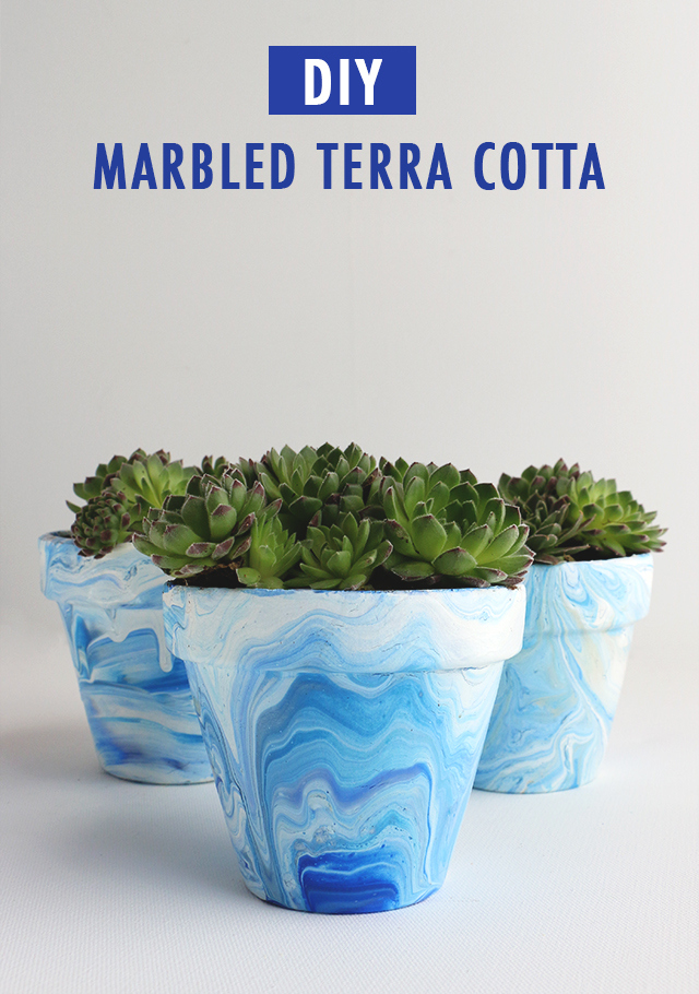 Simple diy ways to customize terracotta pots for Big pot painting designs
