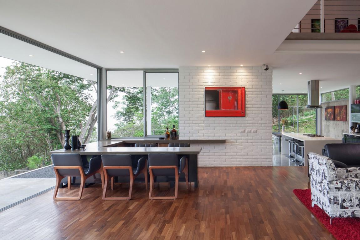 Mi3 residence El Salvador bar