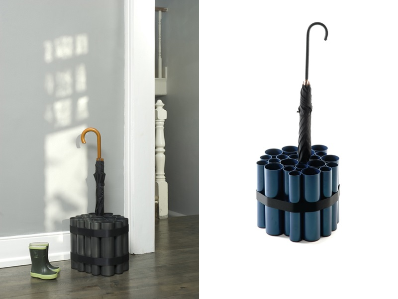 PVC pipes umbrea stand