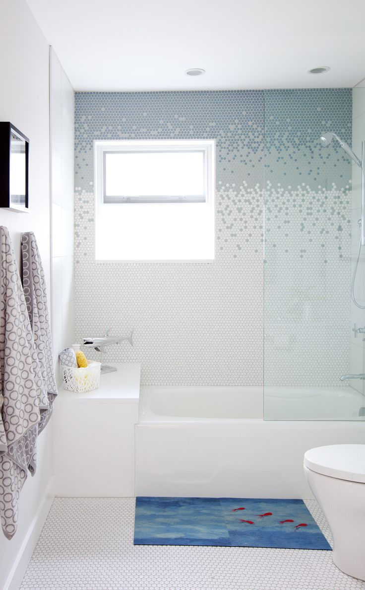 Bathroom Tiles And Designs 30 penny tile designs that look like a million bucks