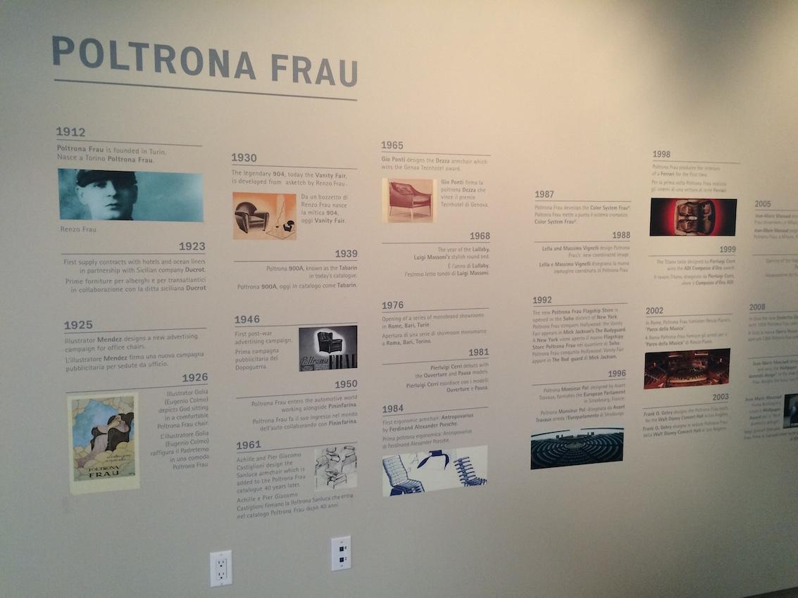 Poltrona Frau Group Showroom is an Interior Design Delight