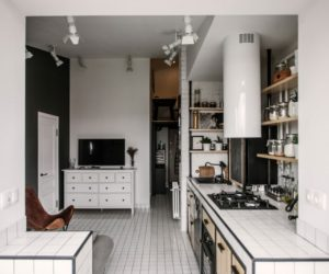 Classic With A Touch Of Industrial Inside A Newly Renovated Apartment