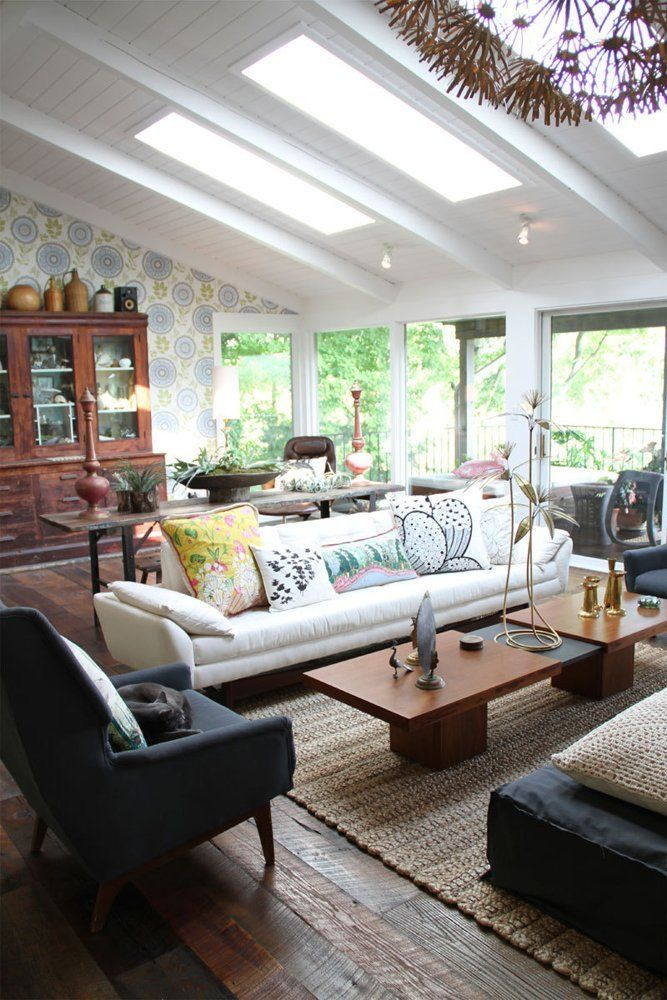 Paint For Living Room With Low Natural Light