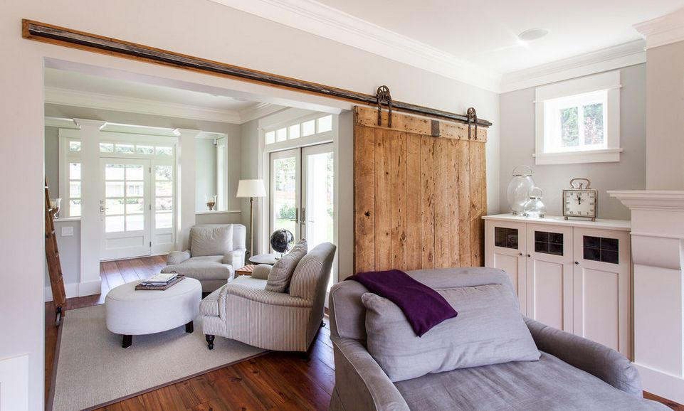 sliding living room doors 50 ways to use interior sliding barn doors in your home 17582