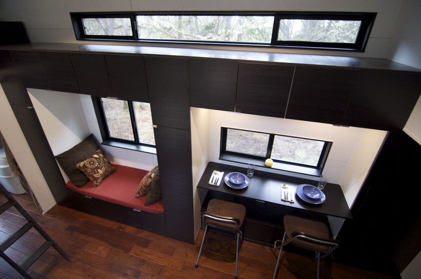 Small Home on Wheels Table