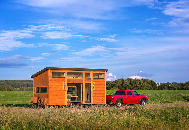 Tiny Home On A Trailer