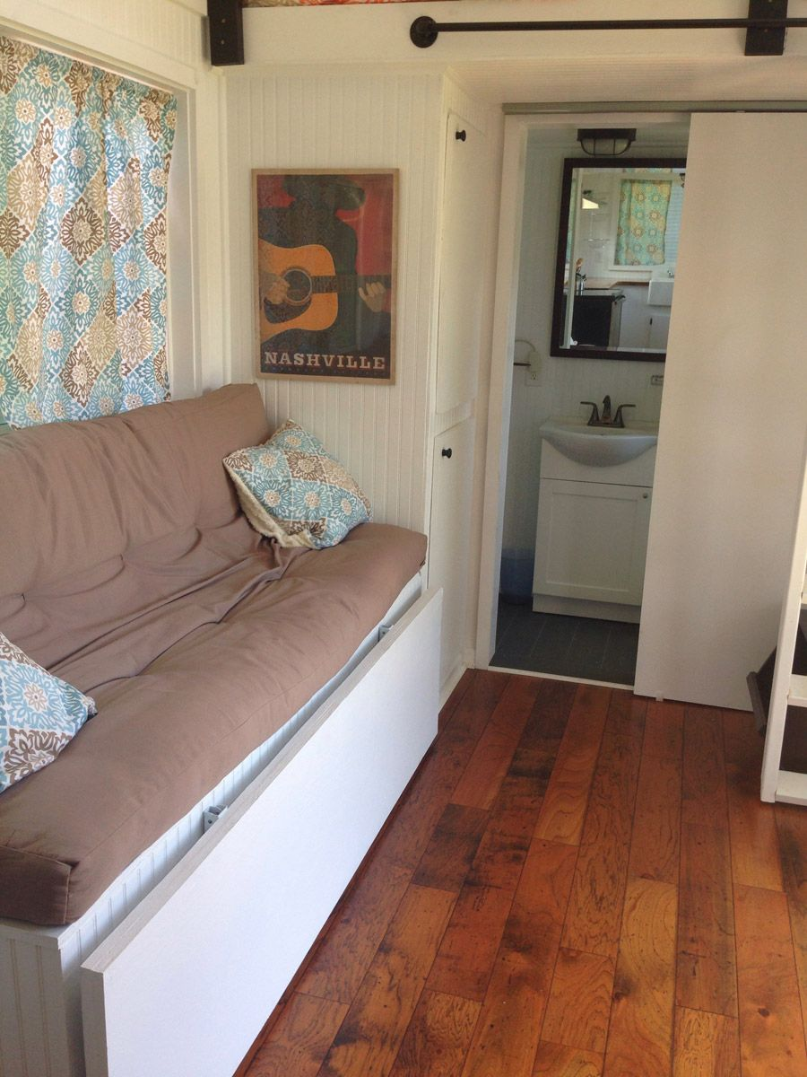 Tiny House in Nashville Sofa