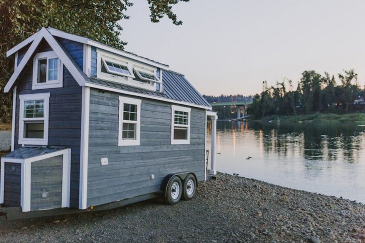Tiny House On Wheels live a big life in a tiny house on wheels