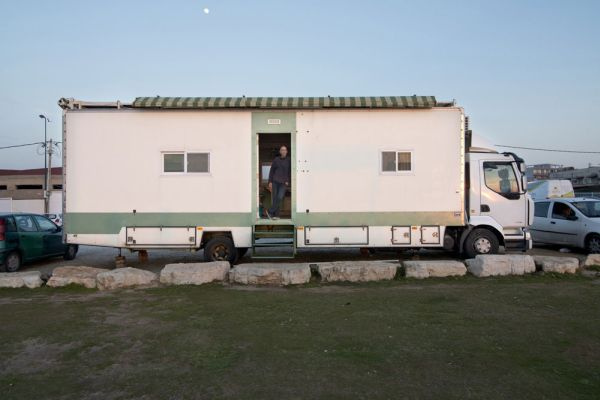 Truck Home on Wheels