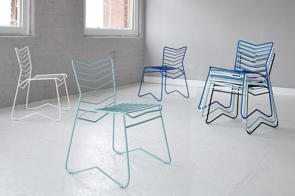 Wire Sketchy Chairs