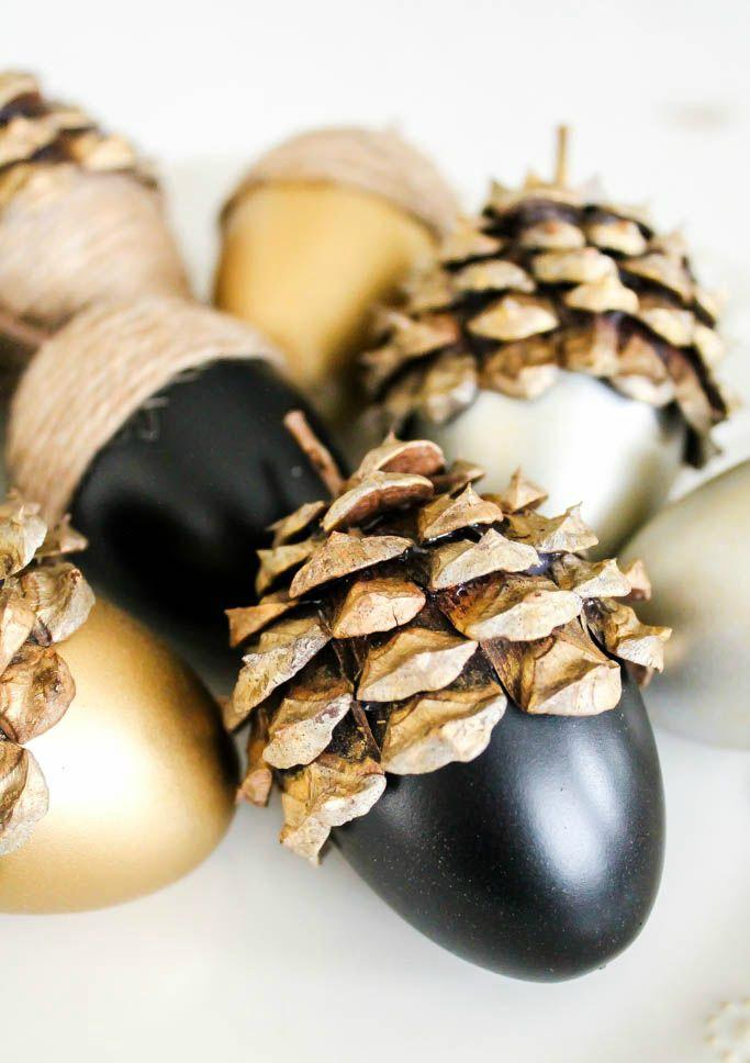 acorn eggs