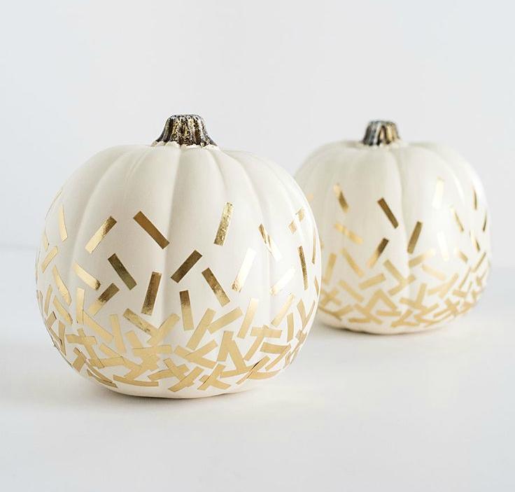 contact paper pumpkin