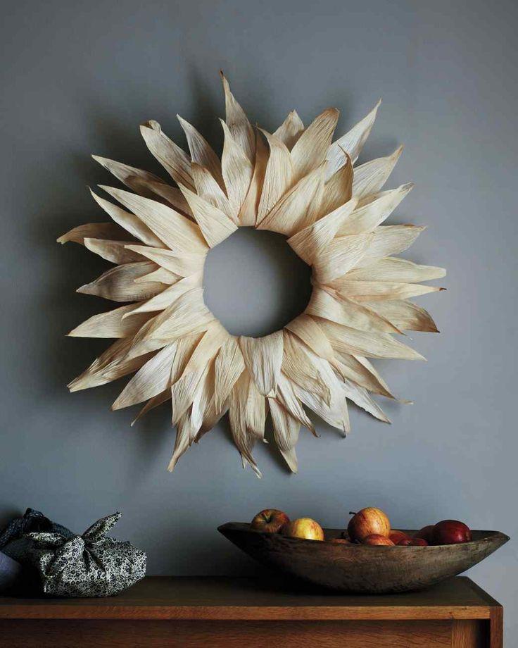 cornhusk wreath