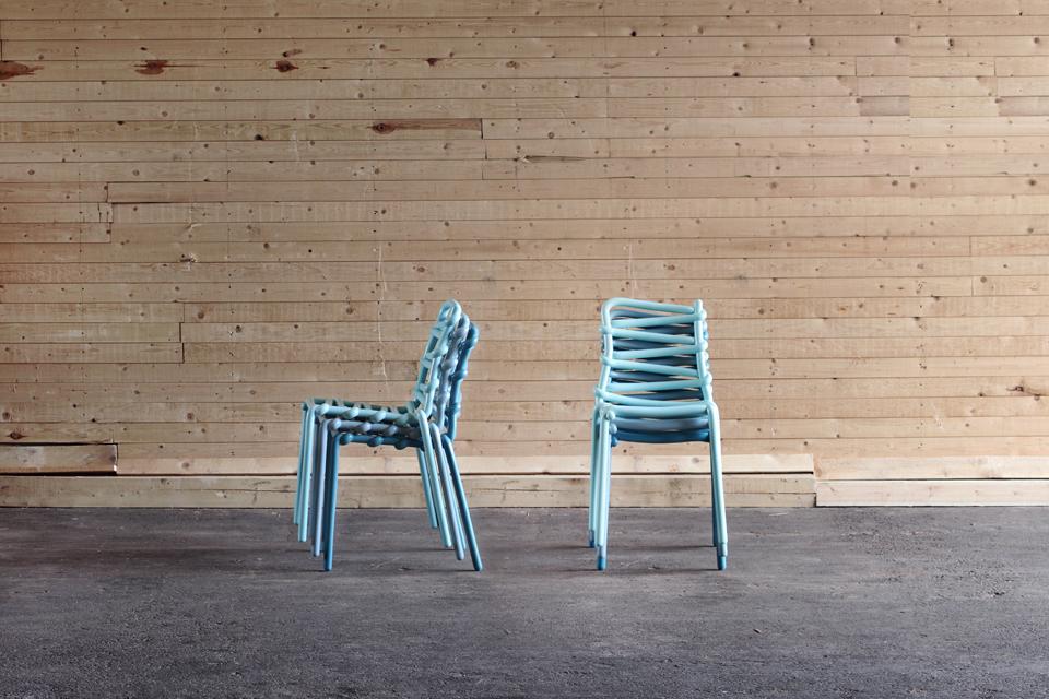 design of the Loop chair