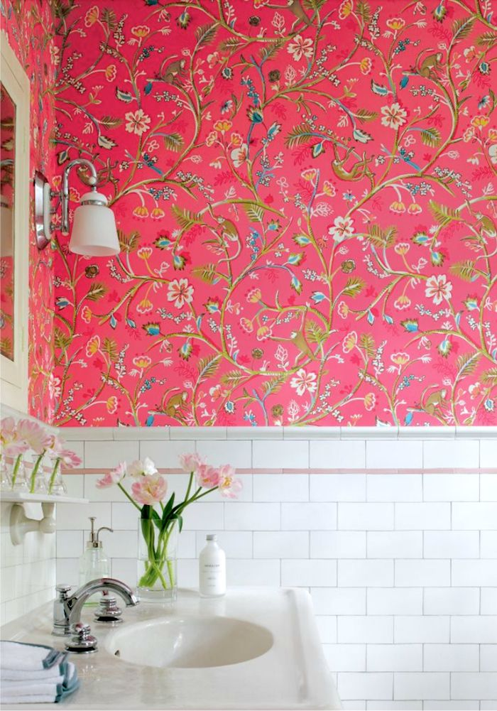 Best 25+ Bright wallpaper ideas on Pinterest | Pink wallpaper with ...