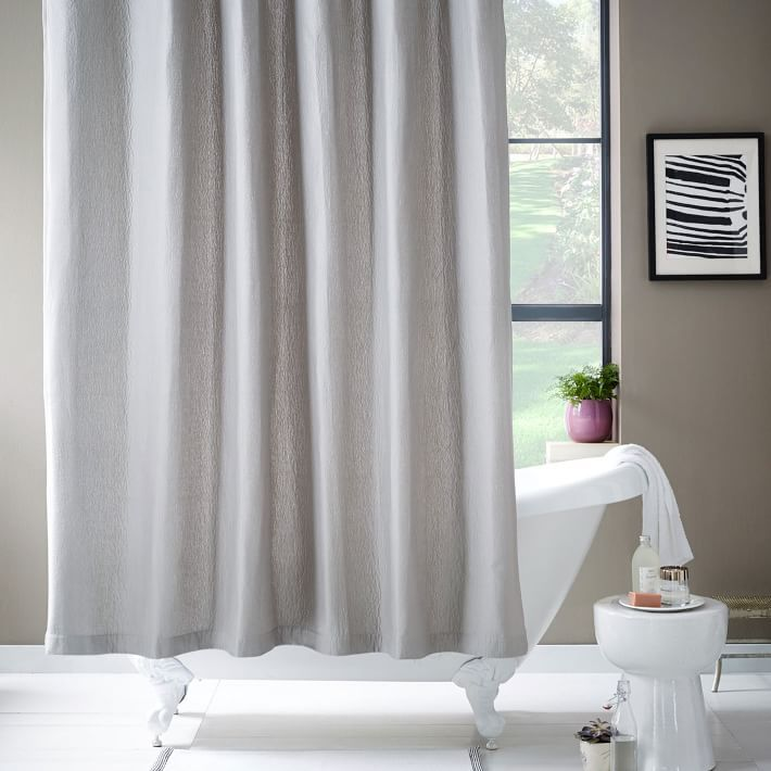 Matelasse Shower Curtain View In Gallery Trying To Decorate