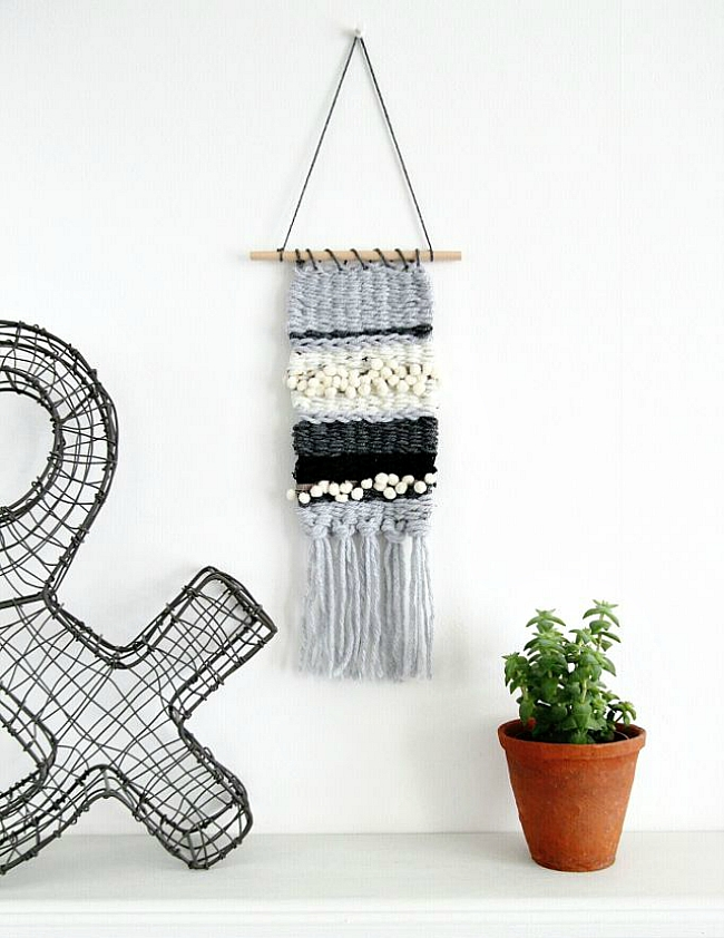 woven hanging
