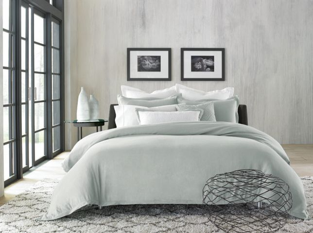 Architectural Gray bedroom