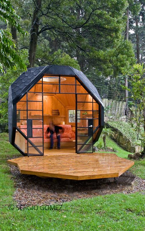 Backyard Pod