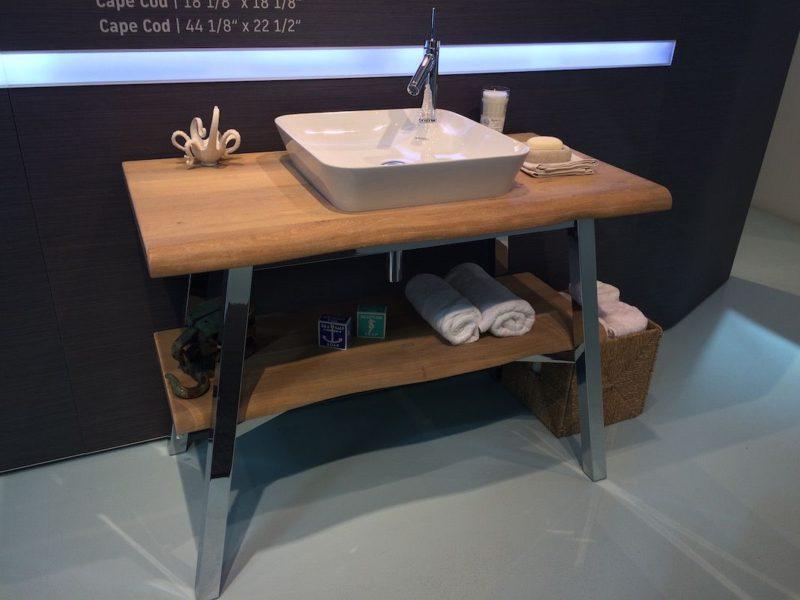 Stylish, Sensible New Duravit Bathroom Furniture