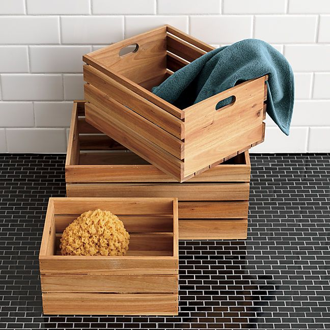 Bathroom Storage Bo