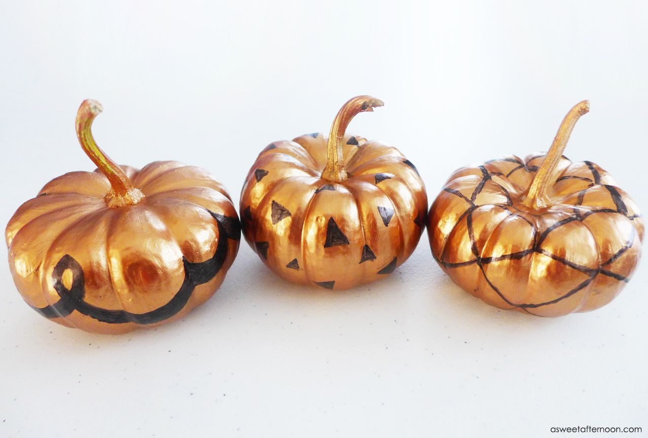 Decorations You Can Make With Mini Pumpkins