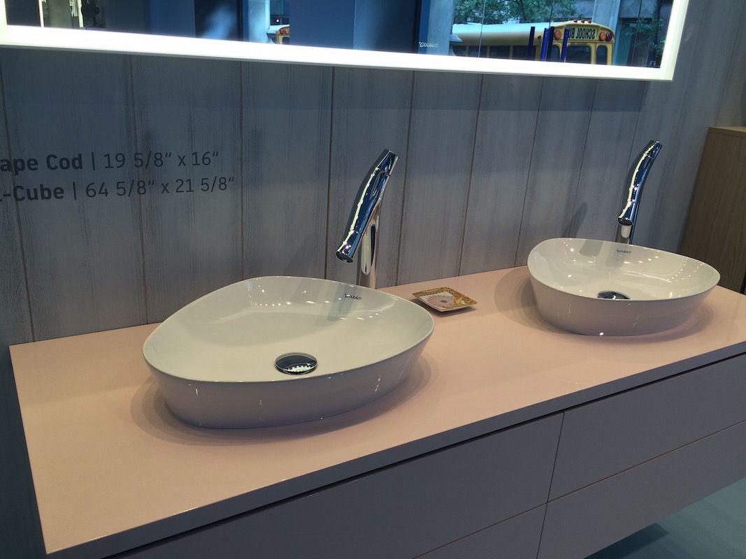 Cape Cod Bathroom Collection Triangular Sink