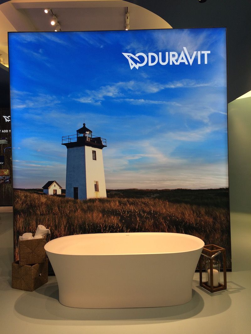 Cape Cod Tub from Duravit