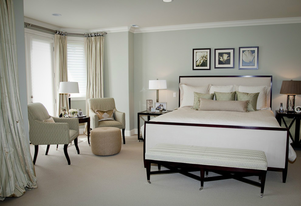 40 Gorgeous And Neutral Master Bedrooms Classy Gray Master Bedroom
