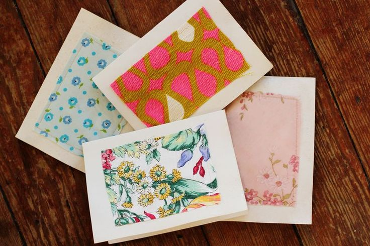 DIY fabric stationary