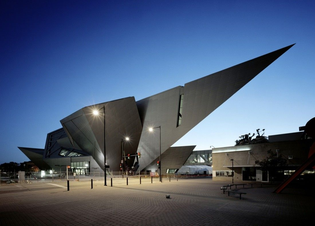 15 museums famous for their unconventional architecture Famous architectural structures