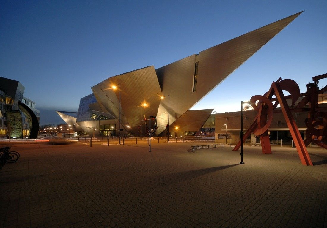 Things to Do in Denver, Colorado: Denver Art Museum