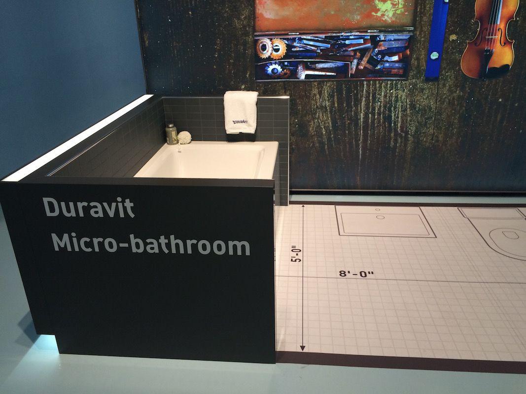 Duravit Micro Bathroom
