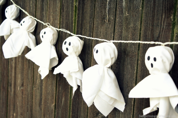 Ghost garlands