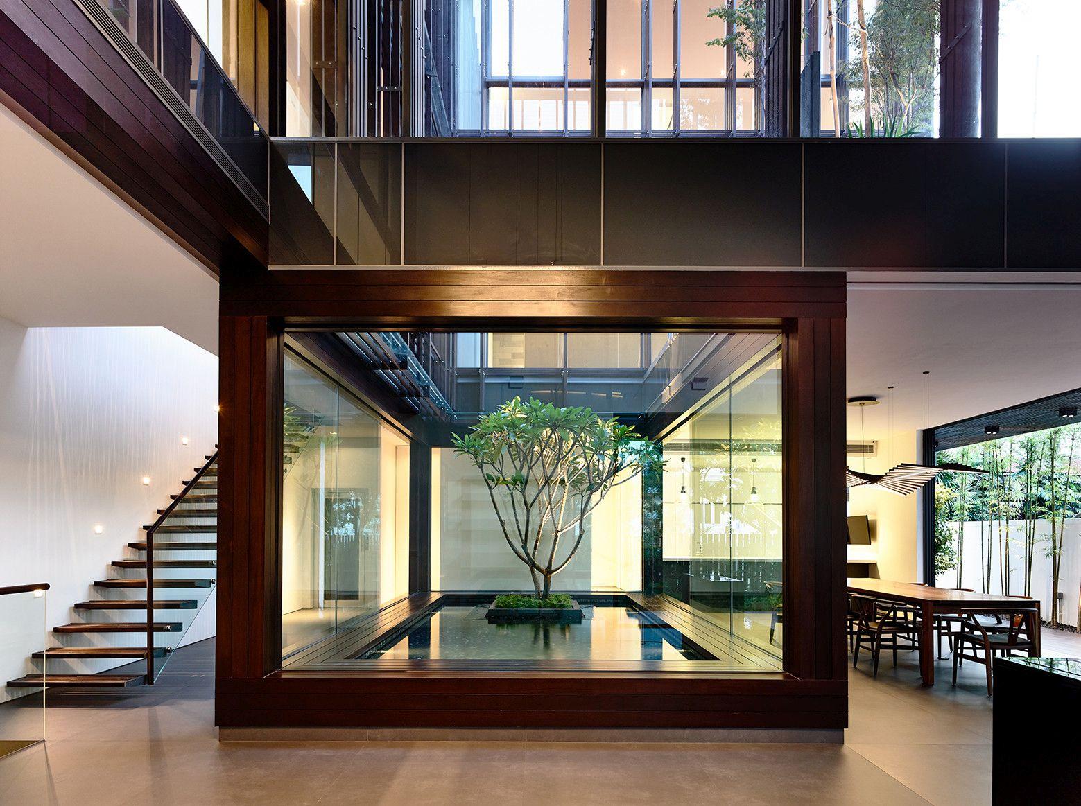 Greenbank Park House by HYLA Architects