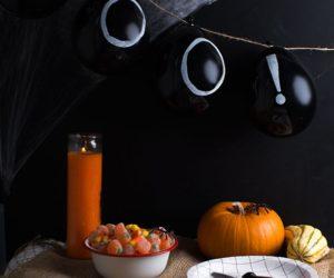 50 Spooky, Fun And Cute DIY Halloween Decorations