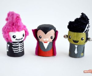 13 Haunted Halloween Crafts for Kids