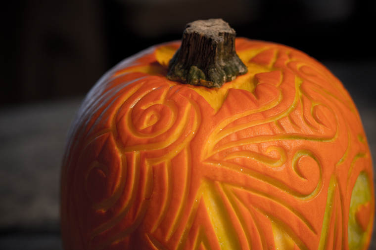 Hobby Pumpkin carving