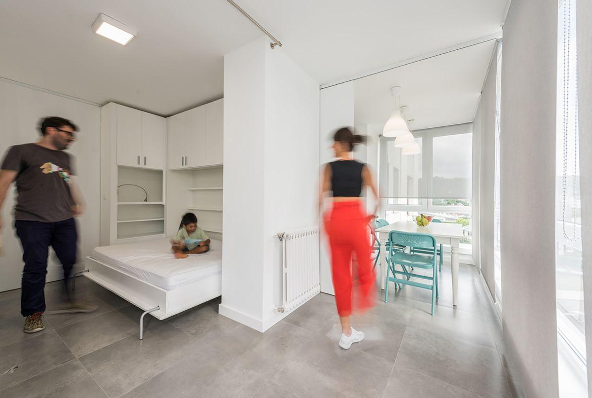 MJE House in spain bedroom design