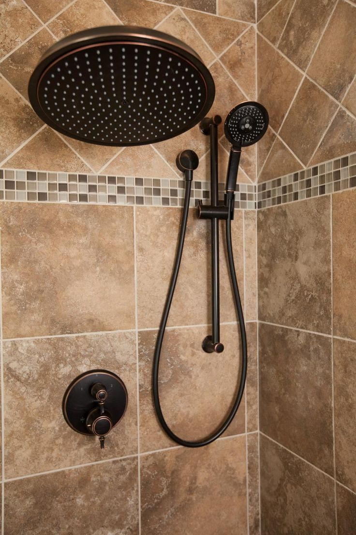 Metallic shower head