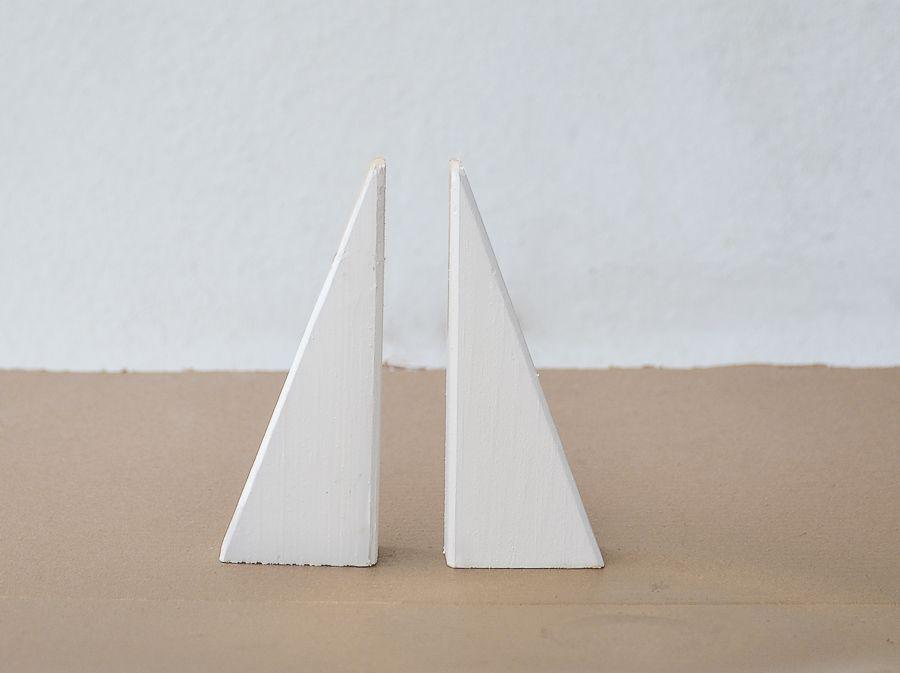 Modern Stylish Door Stops triangle