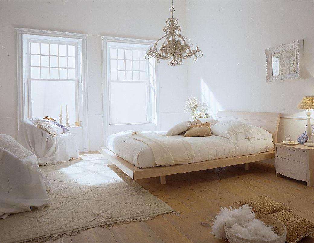 Neutral Bedroom Decorating Ideas Part - 20: Neutral Mood For Bedroom