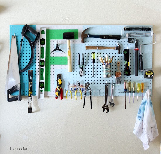 Pegboards For tools