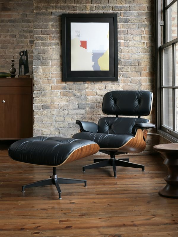 Perfect Eames lounge chair