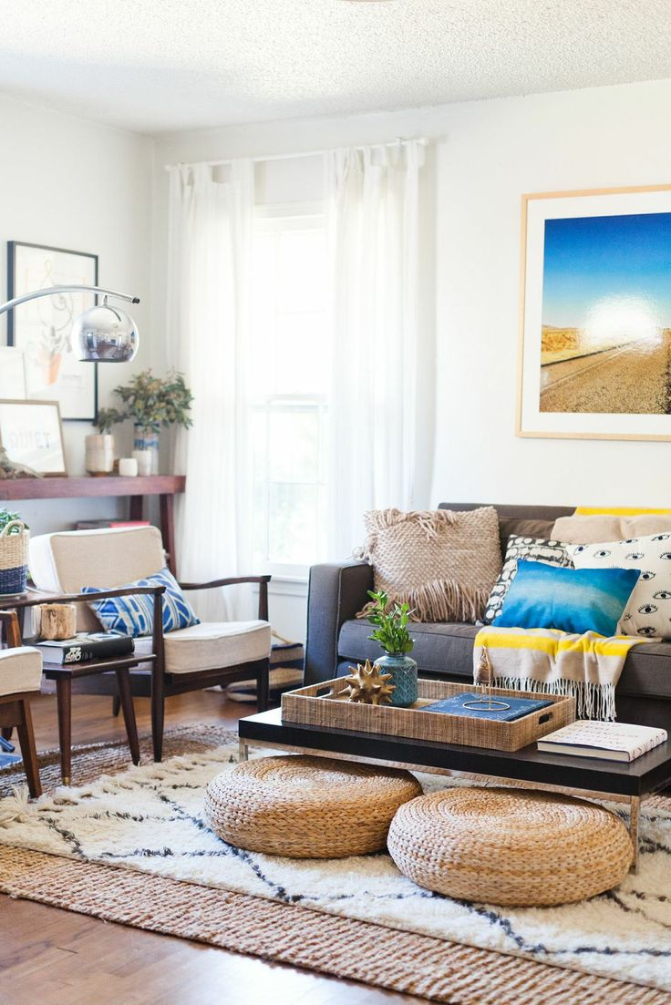 Beautiful 10 Tips To Help You Master Layering Rugs Gallery