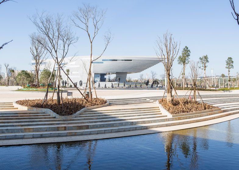 Quijing History Museum by Atelier Alter