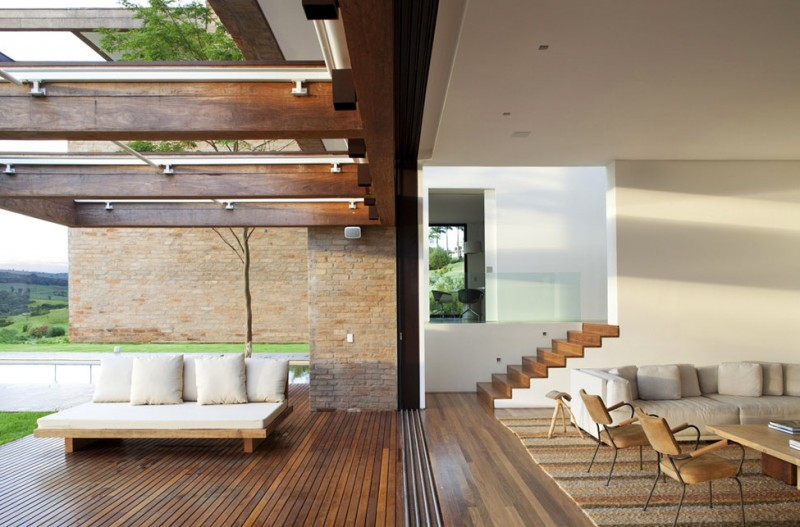 Quinta da Baronesa house indoor outdoor transition